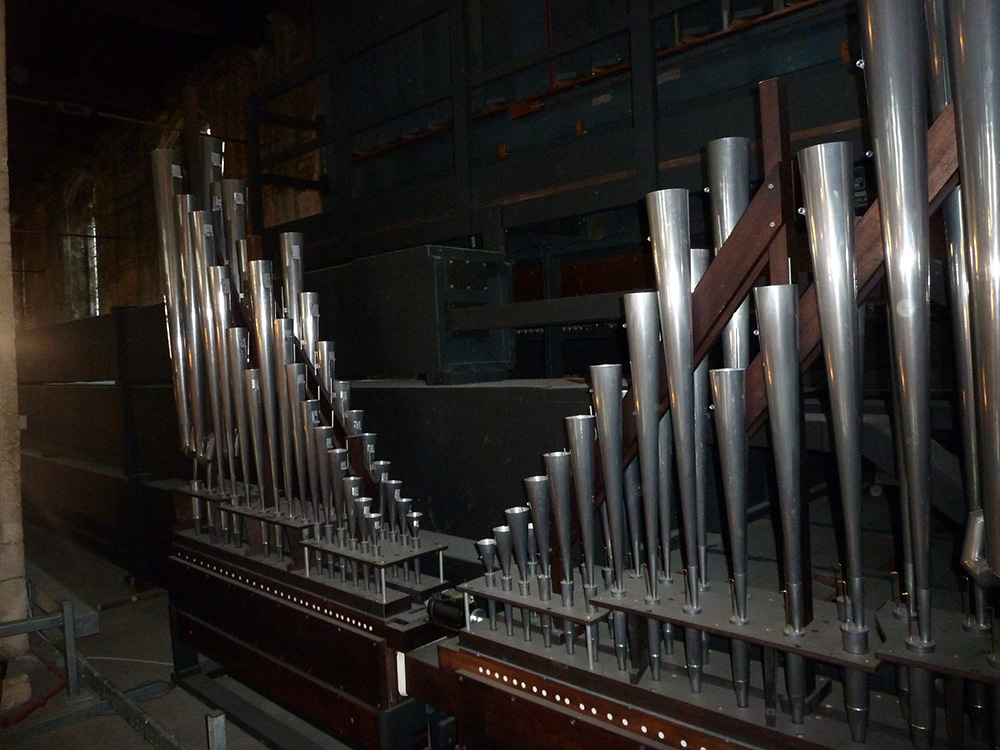 The Peterborough Cathedral William Hill Organ